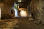 Η υπόγεια βασιλική του Αγίου Χρυσογόνου