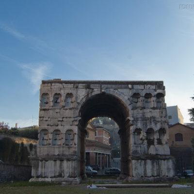 αψίδα του Ιανού (arco di Giano)