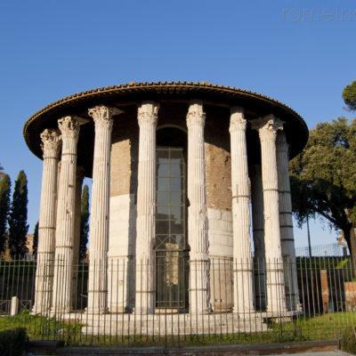 Ναός του Ηρακλή Νικητή (Ercole Vincitore)