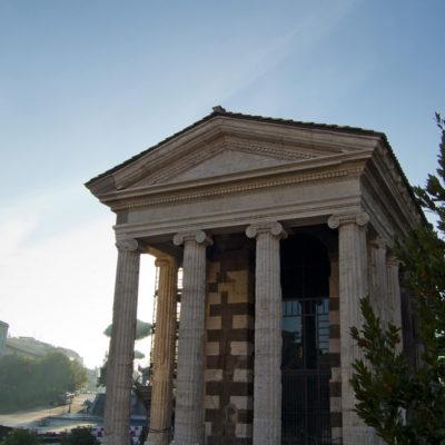 Ναός του Πορτούμνου (Portuno)
