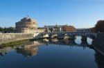 Ο Πόντε Σαντ' Αντζελο, η γέφυρα του Αγίου Αγγέλου