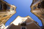 Πλατεία του Αγίου Ιγνατίου, οι καμπύλες του ροκοκό