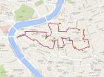 3η Διαδρομή: «Πάνθεον-Ναβόνα»