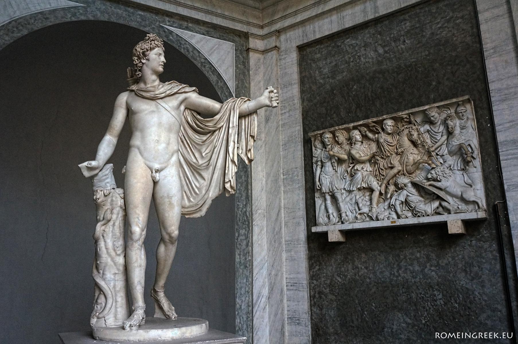 Ο Απόλλωνας του Μπελβεντέρε