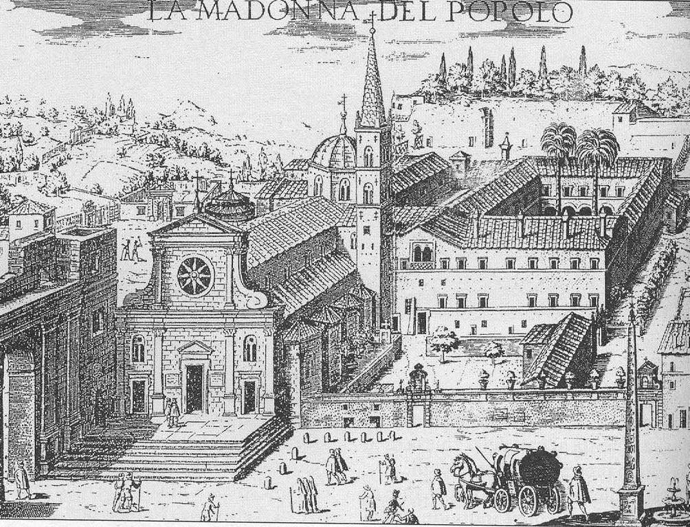 Σάντα Μαρία ντελ Πόπολο, 1625