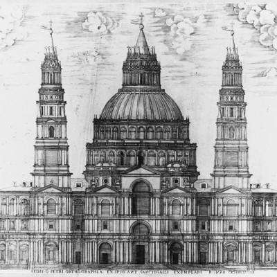 Ο τρούλος του Σανγκάλο (1539)