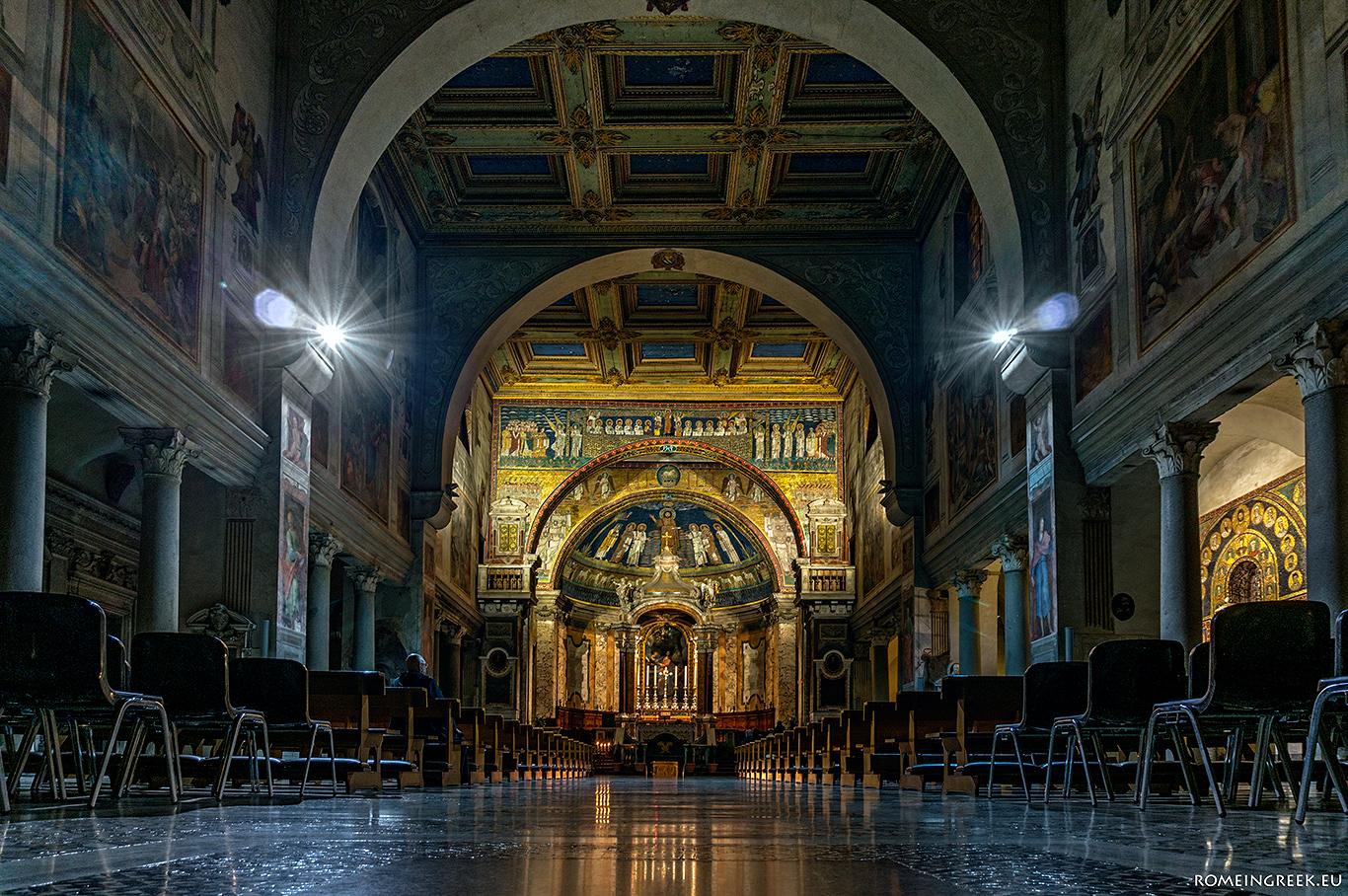 Βασιλική Αγίας Πραξίδης