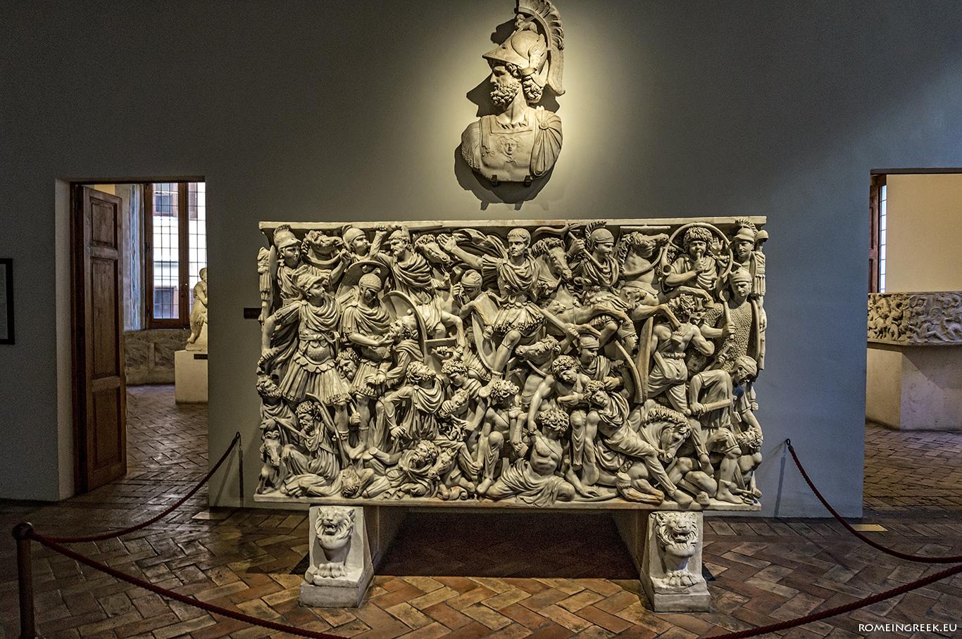 Ρωμαϊκή σαρκοφάγος