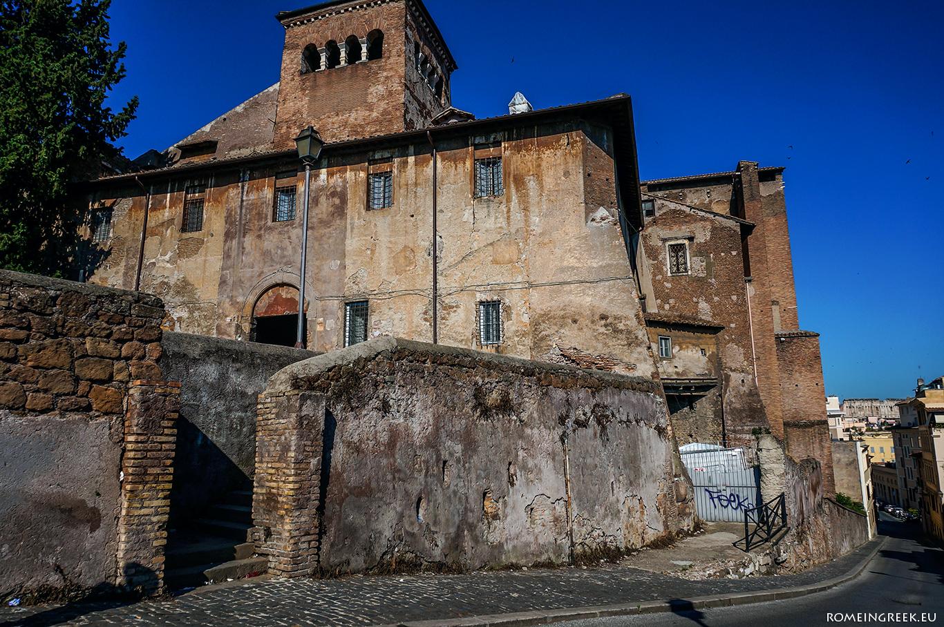 Μοναστήρι των Τεσσάρων Εστεμμένων Αγίων
