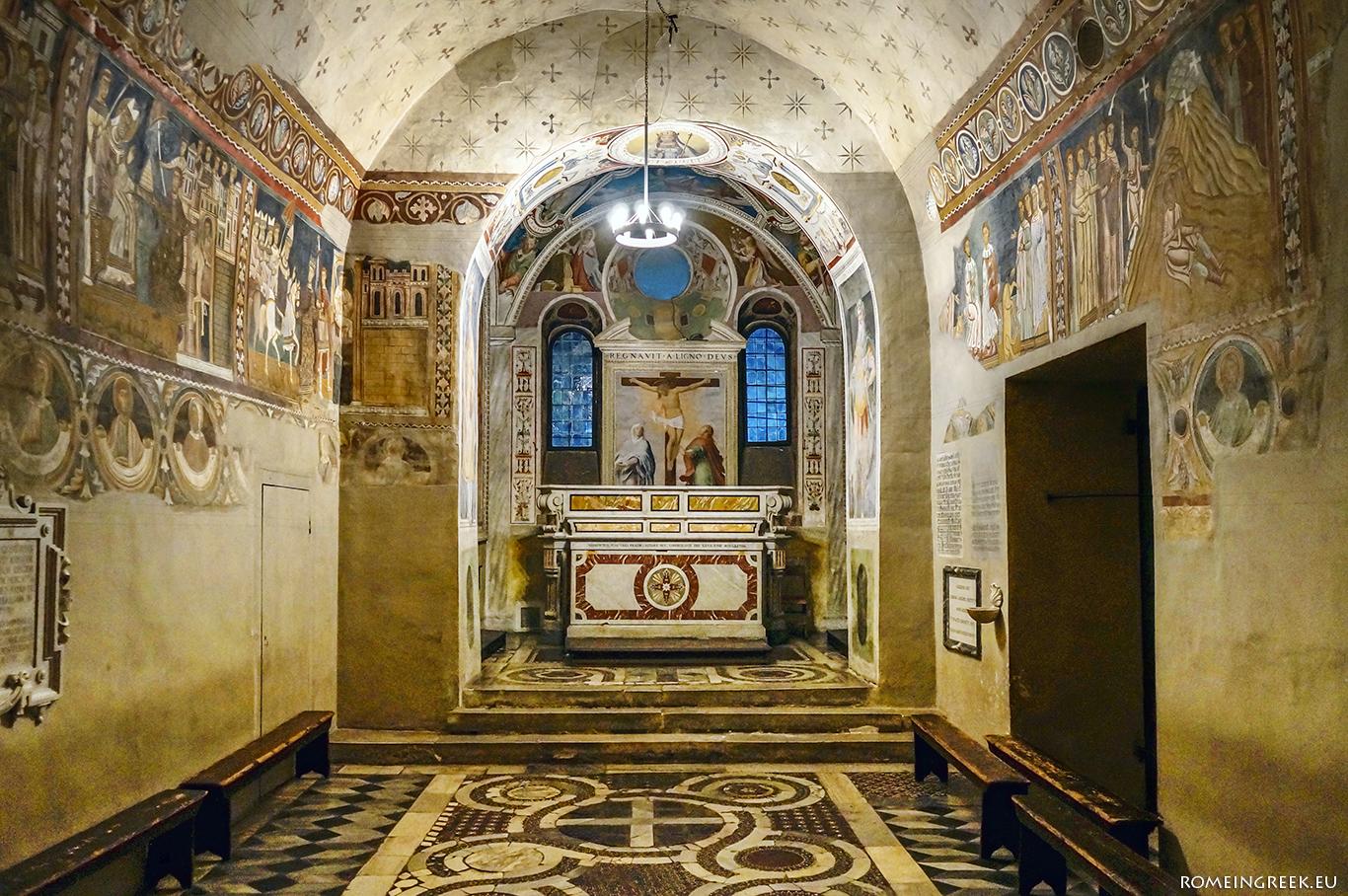 Προσευχητήριο Αγίου Σιλβεστρου