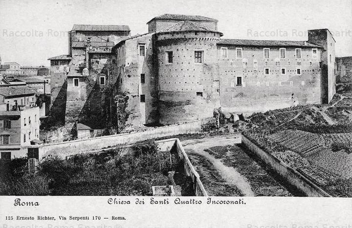 Το μοναστήρι κατά τα τέλη του 19ου αι.