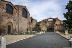 Θέρμες του Διοκλητιανού και Εθνικό Ρωμαϊκό Μουσείο