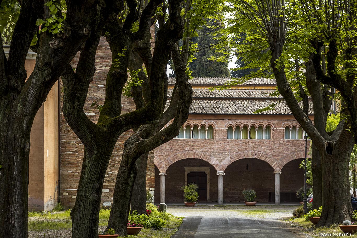 Το μοναστήρι των Καπουκίνων μοναχών