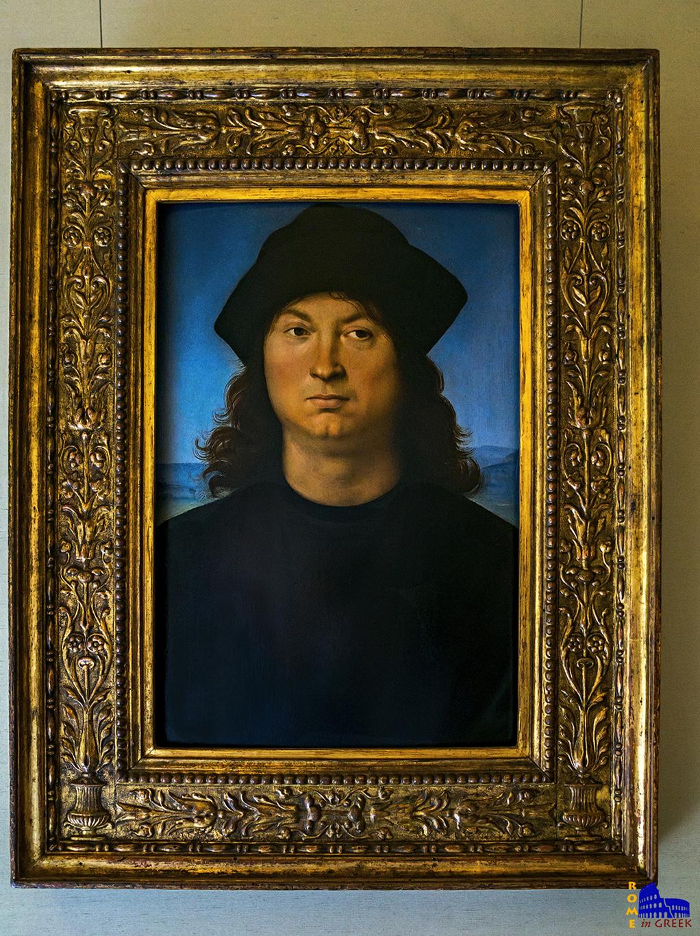 Ραφαήλ, πορτραίτο άνδρα