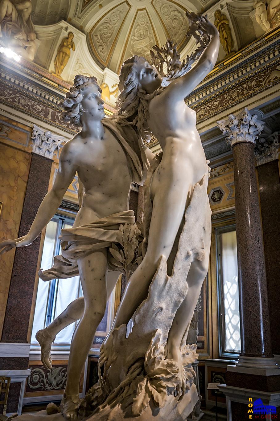 Απόλλωνας και Δάφνη