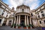 Santa Maria della Pace και το τελευταίο έργο του Ραφαήλ