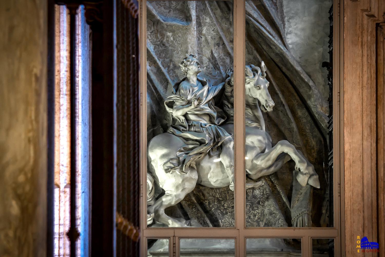 Έφιππο άγαλμα Μ. Κωνσταντίνου
