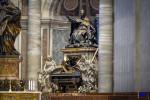 Περιήγηση στον Άγιο Πέτρο (Α' μέρος – Μπερνίνι)