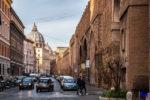 Passetto, οδός διαφυγής του πάπα