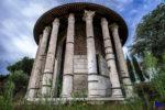 Δύο ρωμαϊκοί ναοί στο Forum Boarium