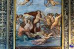 Βίλλα Φαρνεζίνα και οι τοιχογραφίες του Ραφαήλ